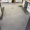 オフィスの床を張り替えてみたら・・・。