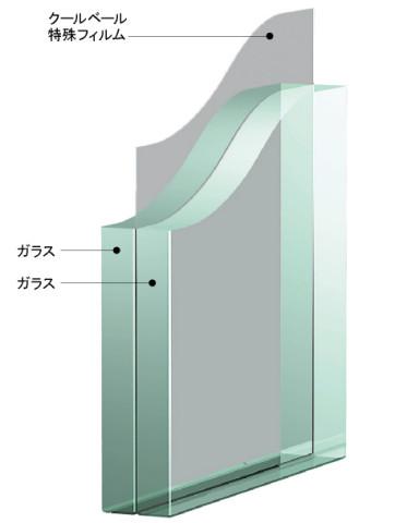 オフィスに使われる窓ガラスは種類が多い?機能と見た目の違いとは│画像4