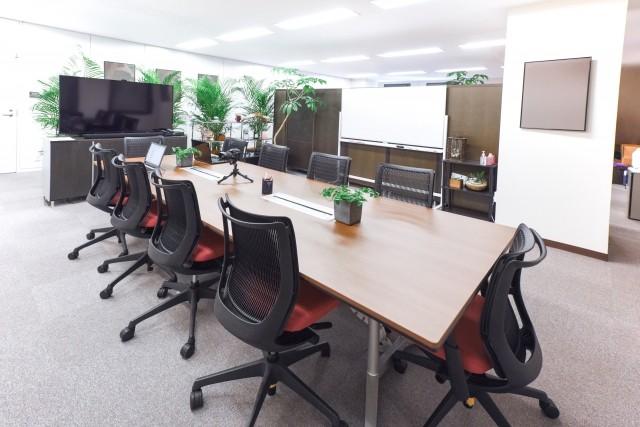 オフィスにおけるパーティションの役割とメリットデメリット画像2