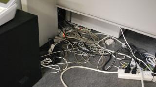 もうつまずかない。オフィス内の配線をすっきりOAフロアにする理由