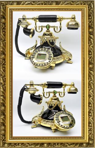 クラシック電話機