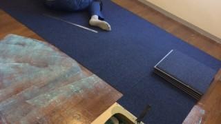 少予算でオフィスの雰囲気を変えるなら、優先すべきは壁と床