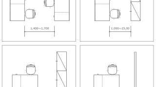 快適なオフィスレイアウトを考えるには、導線の確保がポイント