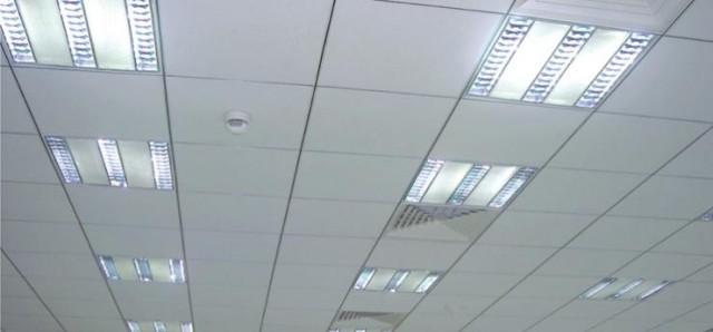 グリッドシステム天井