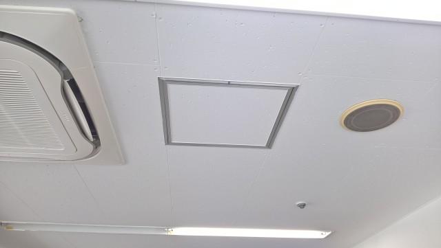 普通の天井
