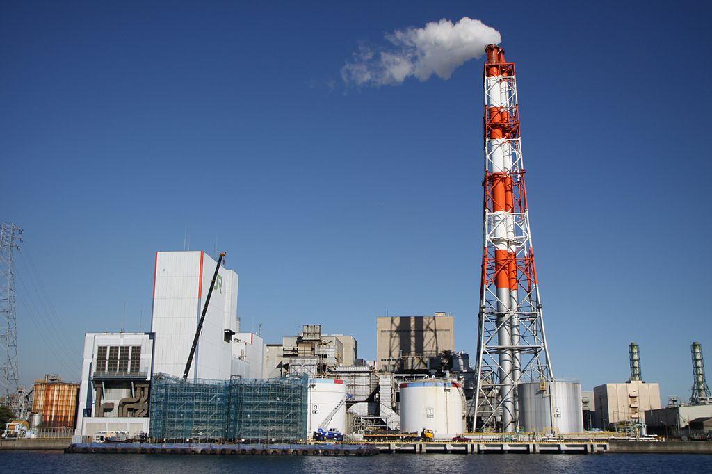 東日本川崎火力発電所