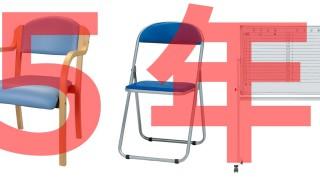 何年で取り替えるのが普通?オフィス家具を一新するタイミングとは?