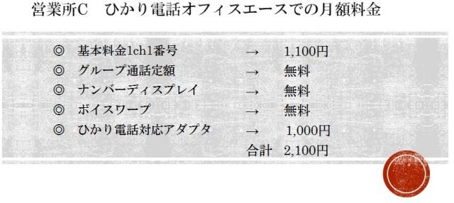 オフィスエース_ひかり電話のあれこれ⑤ グループ通話定額サービス