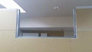 【施工事例】エアコンの真下に壁を立てたい。そんな時の解決策とは?