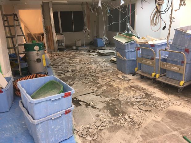 オフィス移転に伴う現状回復前に、必要な解体作業とは?│画像6
