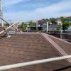 屋根の塗装事例 (前編)